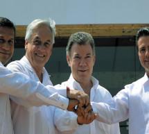 Finalizó la Cumbre de la Alianza del Pacífico celebrada en Cartagena de Indias