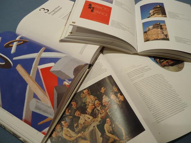 Todos los catálogos de arte desde 1973 ya se pueden consultar en la web de la Fundación Juan March