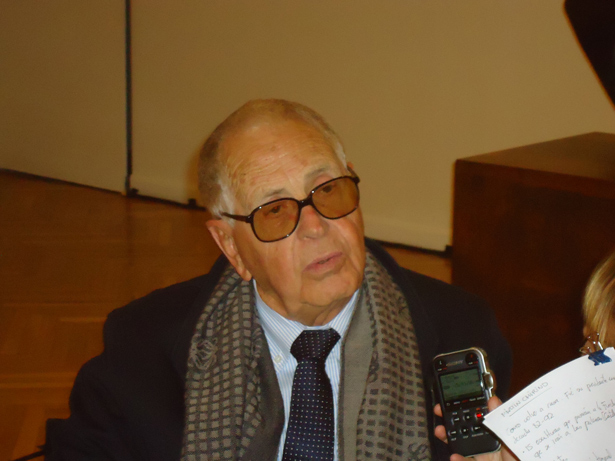 El escultor Martín Chirino ha sido elegido Académico honorario de Bellas Artes