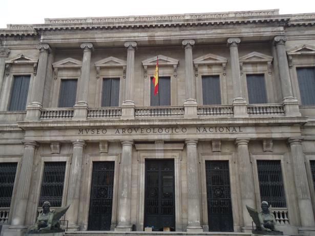 Museo Arqueológico Nacional. Foto: © patrimonioactual.com