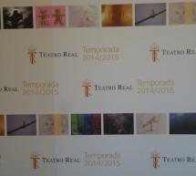 Nueva temporada 2014/2015 en el Teatro Real