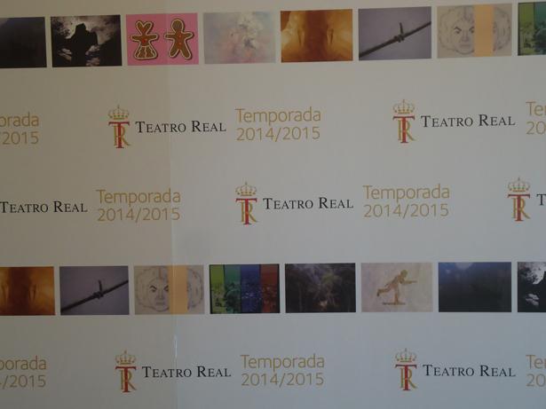 Teatro Real. Temporada 2014-2015 Foto: © patrimonioactual.com