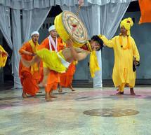 Sankirtana: cantos, danzas y música de tambores de Manipur en la India, Patrimonio Inmaterial de la UNESCO