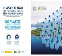 """La UNESCO lanza la campaña """"Plástico, no. Un pequeño gesto en nuestras manos"""""""