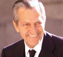 Fallece Adolfo Suárez, el primer Presidente de la democracia en España