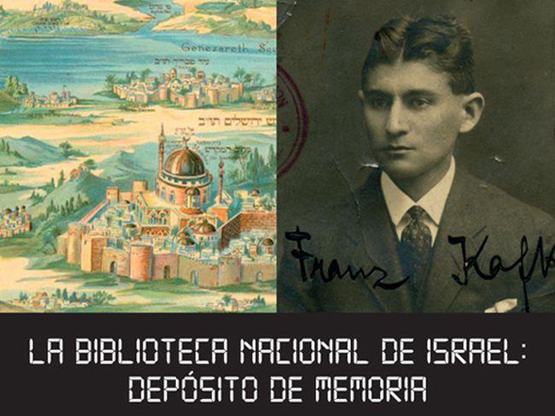 Casa del Lector rinde homenaje a la Biblioteca Nacional de Israel con la exposición 'Depósito de memoria'