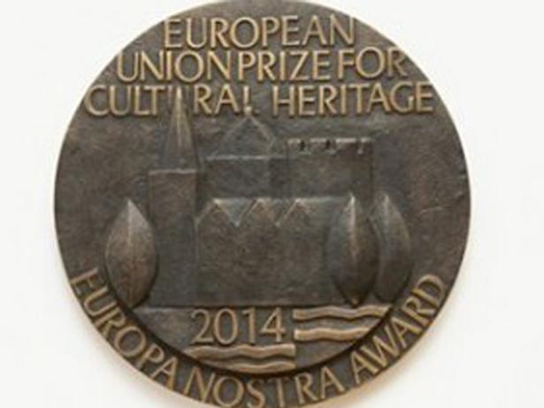 Proclamación de los ganadores del Premio UE de Patrimonio Cultural / Premios Europa Nostra 2014