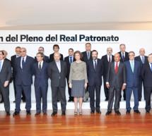 S.M. la Reina preside el Pleno del Patronato del Museo Reina Sofía