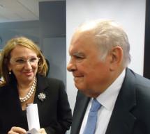 Rebeca Grynspan asume sus funciones como nueva secretaria general iberoamericana