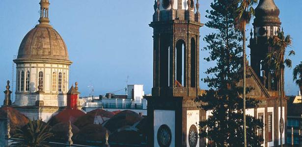 Catedral de San Cristóbal de la Laguna (Tenerife).