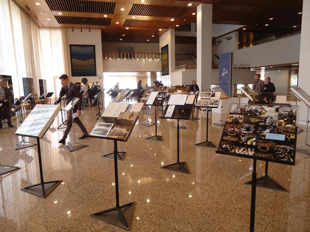 El Auditorio Nacional de Música conmemora sus 25 años de historia con una exposición