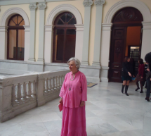 Elena Poniatowska en la BNE