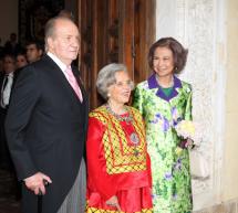 Los Reyes de España entregan el Premio Cervantes 2013 a Poniatowska