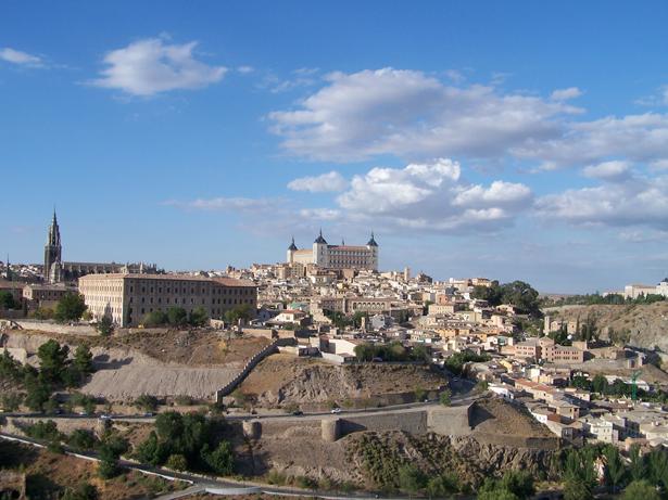 Toledo. Vista general. Foto: © patrimonioactual.com