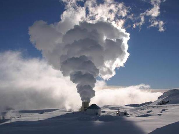 © UNESCO/Silke Lohmar/Prueba de recursos geotérmicos en Chile