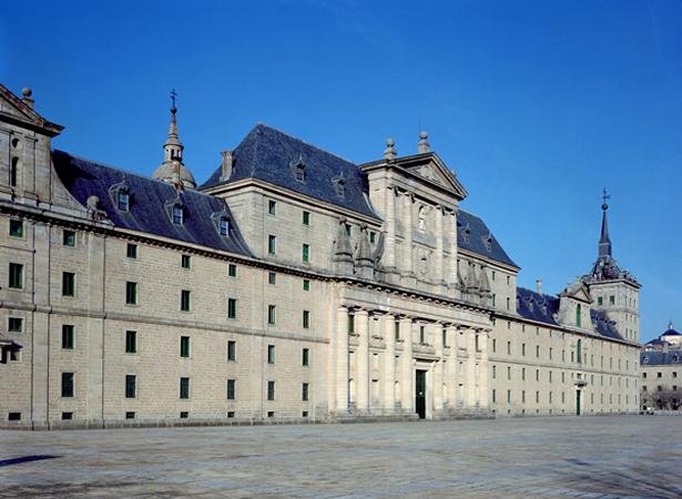 Monasterio de El Escorial. Patrimonio de la Humanidad de la UNESCO