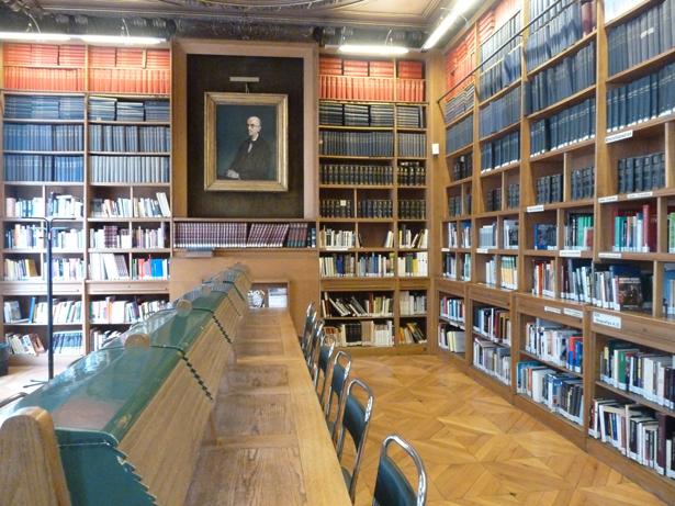 Instituto Cervantes de París. Biblioteca