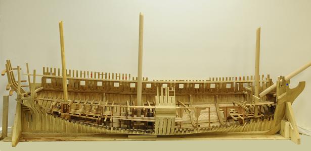 fragata de 34 cañones Nuestra Señora de las Mercedes