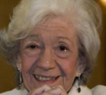 Fallece la escritora española, Ana María Matute