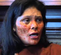 La líder indígena Ruth Buendía obtiene el  XXIII Premio Bartolomé de las Casas