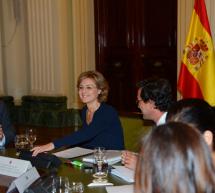 Isabel García Tejerina preside la reunión del Patronato de la Fundación Biodiversidad