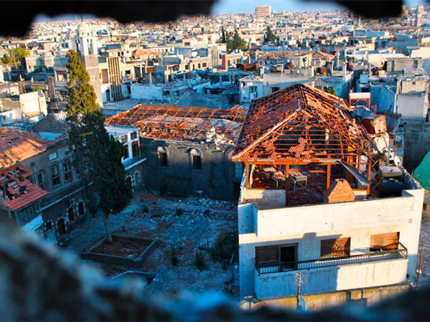 SIRIA © UNESCO - Professor Maamoun Abdul Karim. Ciudad de Alepo