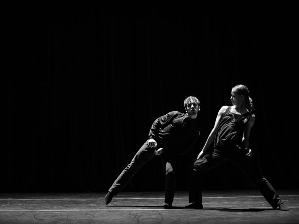 Companía Nacional de Danza. Fotografía de Guillermo Casas
