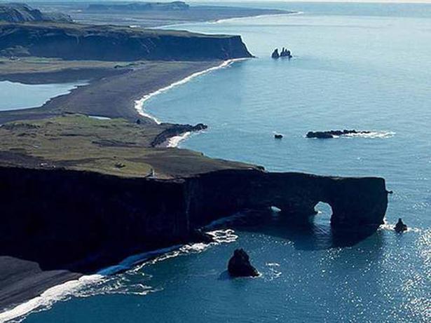 Geoparque de Katla, Islandia. Foto:  © Nickolas Zouros