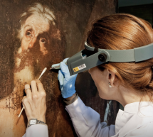 El IPCE concluye la restauración del cuadro de San Andrés de la catedral de Ávila