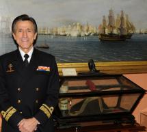 Entrevista a José Antonio González Carrión, Almirante Director del Museo Naval