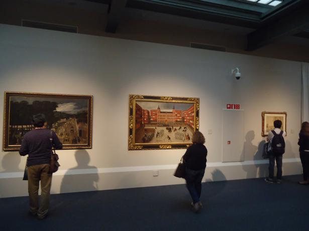 CentroCentro exposición: Colección Abelló. Foto: © patrimonioactual.com