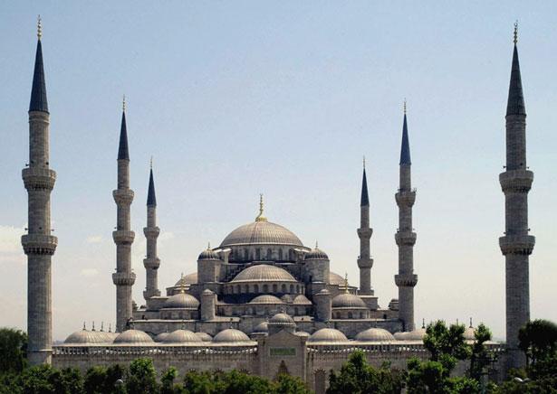 Estambul (Turquía). Mezquita Azul