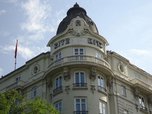 Hotel Ritz. Madrid (España). Foto: © patrimonioactual.com