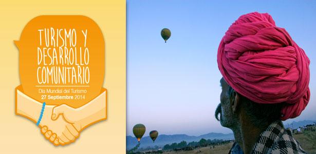 OMT. Día Mundial del Turismo, 2014