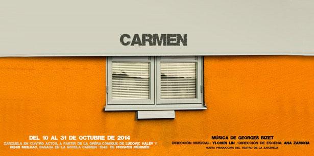 El Teatro de la Zarzuela, el Thyssen y TVE-2, unidos por Carmen