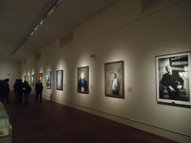 BNE.Exposición: Retrato y Literatura. Foto: © patrimonioactual.com