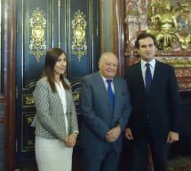 El CEAL Ibérico otorga el premio Enrique V. Iglesias a Valentín Díez Morodo