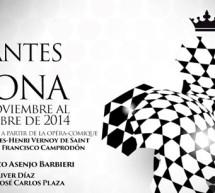 El Teatro de la Zarzuela presenta 'Los diamantes de la corona'