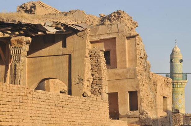 Ciudadela de Erbil (Iraq).  Foto: © Gaetano Palumbo