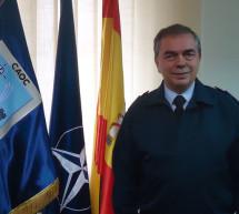 Entrevista al General Jefe del CAOC Torrejón, Rubén Carlos García Servert