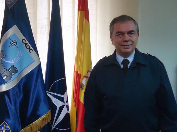 Rubén Carlos García Servert. General Jefe del CAOC TJ. Foto: © patrimonioactual.com