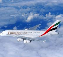Emirates presenta el 4º Informe Medioambiental del Emirates Group