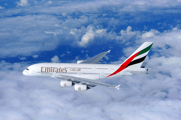 EMIRATES. A380-800. Informe Medioambiental