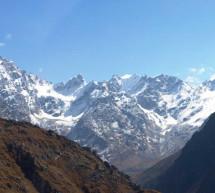 Las montañas, un sistema de alerta temprana del cambio climático