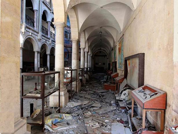 UNESCO. SIRIA Alepo © Professor Maamoun Abdul Karim