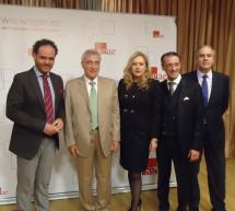 """El Profesor Alkis Raftis, presidente de CID-UNESCO presenta en la SGAE el libro """"El mundo de la Danza Griega"""""""