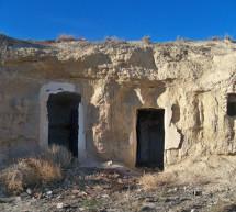 Proyecto vivienda cueva. Huescar La Herradura