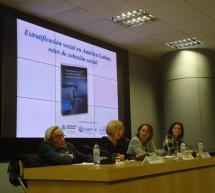 Se presenta en la SEGIB el libro de Clarisa Hardy, 'Estratificación social en América Latina: retos de cohesión social