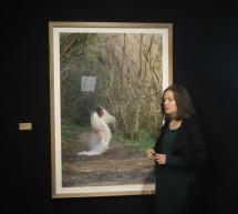 Ouka Leele presenta la exposición A donde la luz me lleve