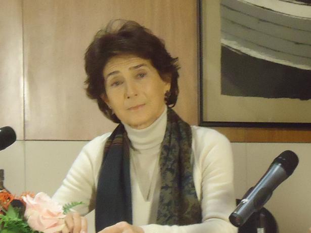Paloma O´Shea. Presidenta de la Fundación Albéniz. Foto: © patrimonioactual.com